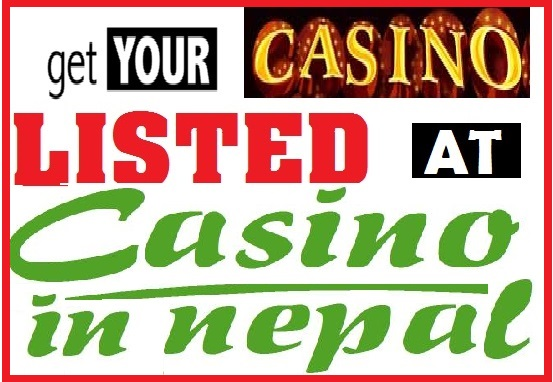 List Your Casino