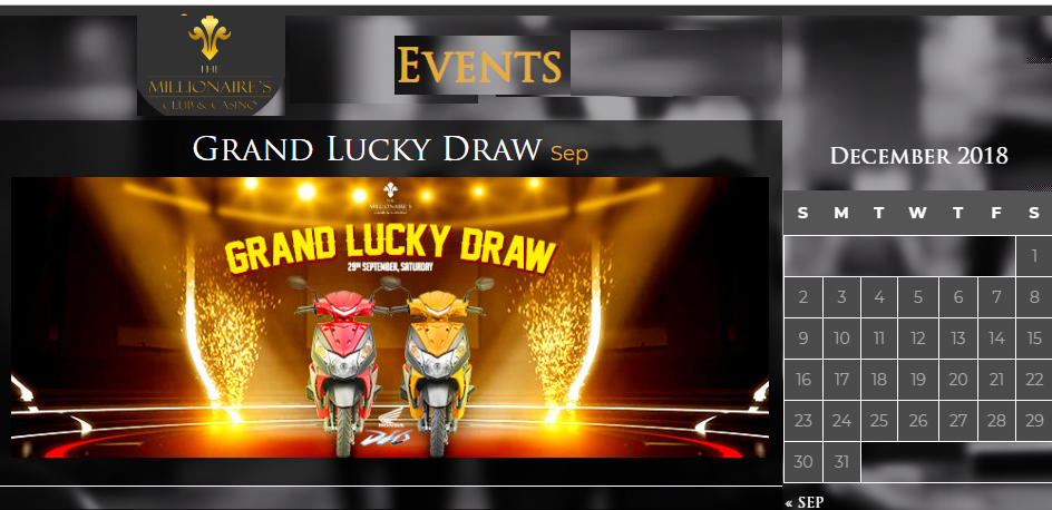 Grand Lucky Draw