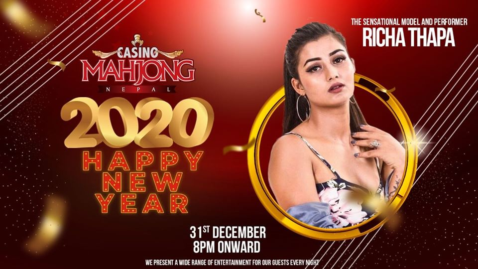 New Year Eve with Richa Thapa
